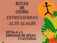 Rutas de Otoño Entresierras Alto Aragón