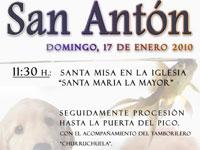 Festividad de San Anton, Béjar
