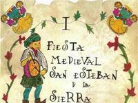 Fiesta Medieval San Esteban de la Sierra, Salamanca