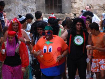 Fiestas San Martín del Castañar 2010
