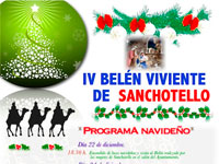 Sanchotello Belén Viviente