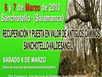 Recuperación Camino Sanchotello Valdesangil
