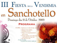 Fiestas de la Vendimia en Sanchotello