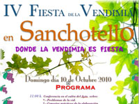 IV Fiesta de la Vendimia, Sanchotello