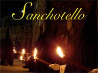 Semana Santa Sanchotello 2010