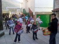Banda de Tambores de Sanchotello