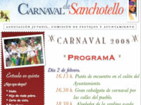 Sanchotello carnaval