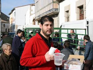 Roberto Muñoz, Alcalde de Santibañez de Béjar