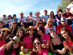 Fiestas en Santibañez de Béjar