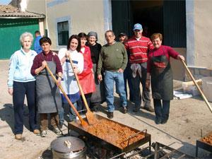 Matanza Tradicional en Santibañez de Béjar