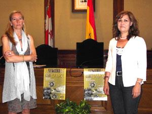 Presentación de la XV Semana del Cine Español en Béjar