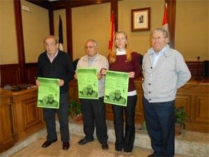 """Presentación de la Semana Cultural de la Asociación de Mayores """"El Castañar"""" de Béjar"""