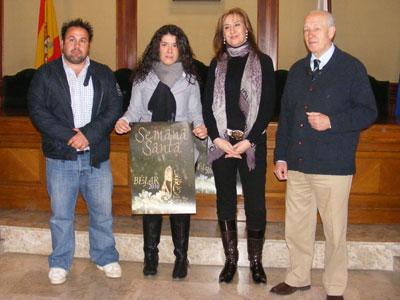 Presentación programa Semana Santa Béjar 2010