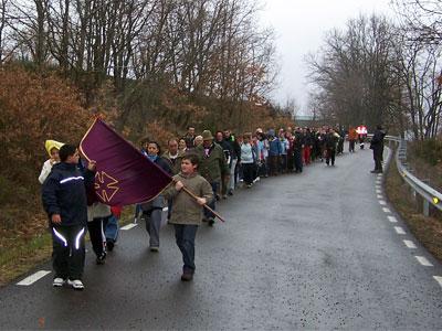 Marcha Pro Semana Santa, Béjar