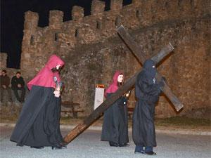 Vía Crucis Semana Santa en Béjar