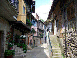 Arquitectura Tradicional de la Sierra de Francia