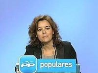 Soraya Saenz de Santamría