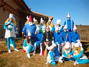 Carnavales en Sotoserrano