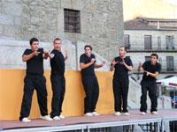 Spasmo teatro en Béjar