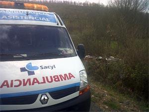 Ambulancia 112.</body></html>