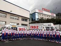 Equipo Ciclista Supermercados Froiz