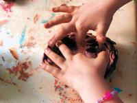 Curso de barro para niños