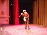 Compañia de Victor Samarkanda. Teatro Cervantes de Béjar