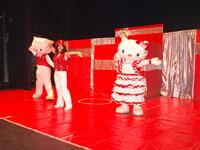 Hello Kitty, Teatro Cervantes de Béjar