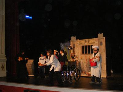 Monster Madness, Teatro Cervantes de Béjar