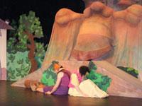 Crispin y el Ogro, Teatro Cervantes Béjar
