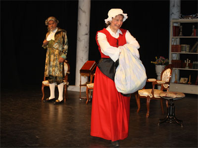 Mujeres Sabias, Teatro Telar Béjar