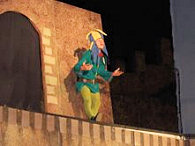 Fiestas Beltane, Béjar