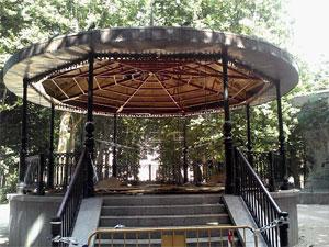 Templete parque de Béjar