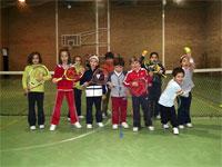 Escuela de Tenis, Béjar