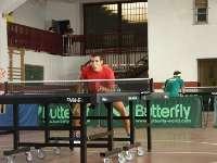 Alberto Robles, ganador Open de Tenis de Mesa de Béjar