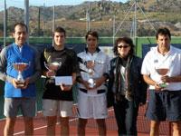 Ganadores VI Open de Tenis Virgen del Castañar, Béjar