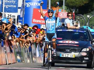 Thomson, ganador etapa