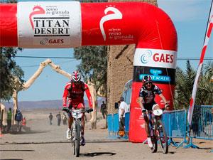 Titan Desert final etapa 2