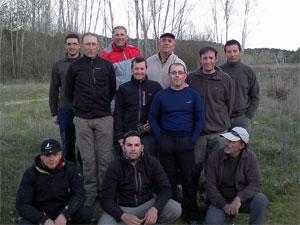 Participantes Campeonato de Pesca, Ferias de Mayo en Béjar