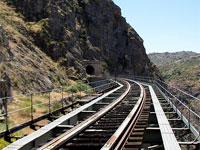 Tunel Linea Ferrea Salamanca - Portugal