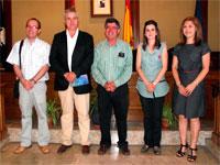 Presentación de los cursos de verano de la Universidad de Salamanca en Béjar