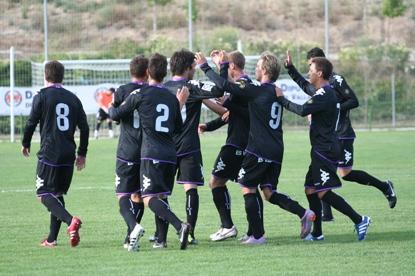 Real Valladolid Promesas. Foto: RealValladolid.com
