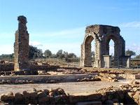 Arco de Caparra