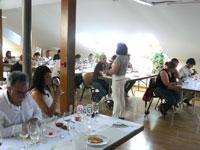 Cata vinos Denominación de Origen Sierra de Salamanca