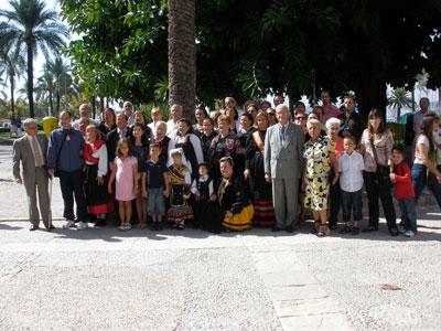 Celebración Virgen del Castañar en Palma de Mallorca