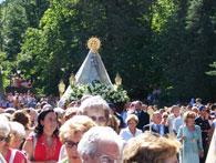 Virgen de El Castañar, Béjar