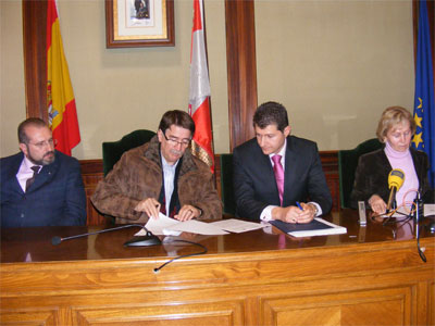 Caja duero subvencinar el vivero de empresas de b jar con for Viveros salamanca