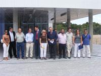 Jornada de puertas abiertas en el vivero de empresas de Béjar