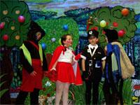 Grupo de Teatro Los peques de Voltereta, Béjar