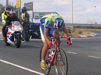 Jose Angel Refoyo, ganador II Vuelta Ciclista a la comarca de Béjar